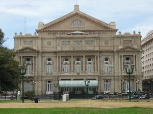 Оперный театр Колон